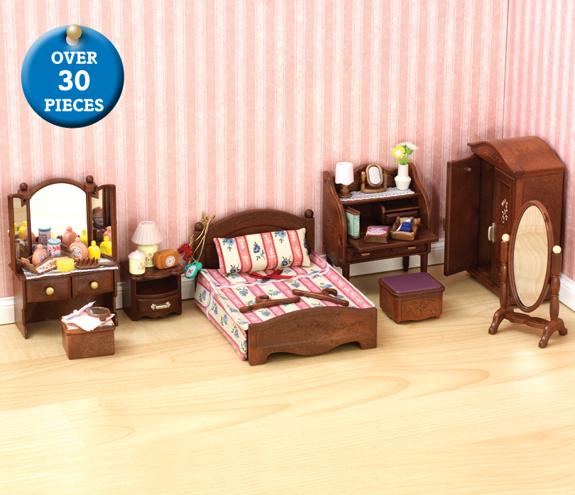 Buy Luxury Master Bedroom Set Online Sylvanian Families