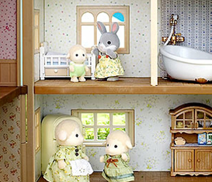 Buy Wallpaper For Beechwood Hall Online Sylvanian Families