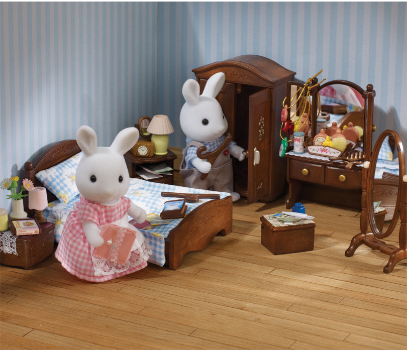 Buy Master Bedroom Flair Online Sylvanian Families