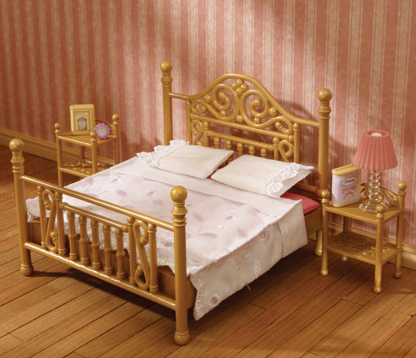 Buy Luxury Brass Bed Online Sylvanian Families