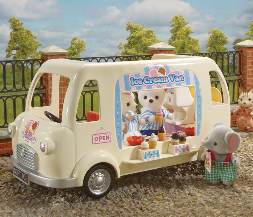 Buy Ice Cream Van Online Sylvanian Families