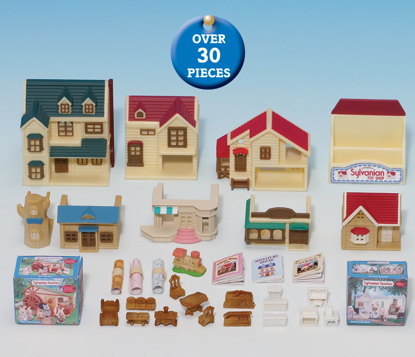 Buy Sylvanian Toy Shop Online Sylvanian Families