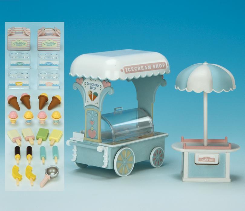 Buy Ice Cream Cart Online Sylvanian Families