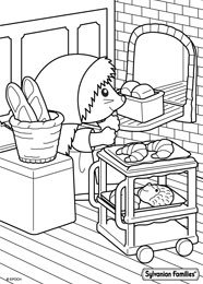 Hedgehog Baker