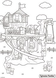 Adventure Treehouse