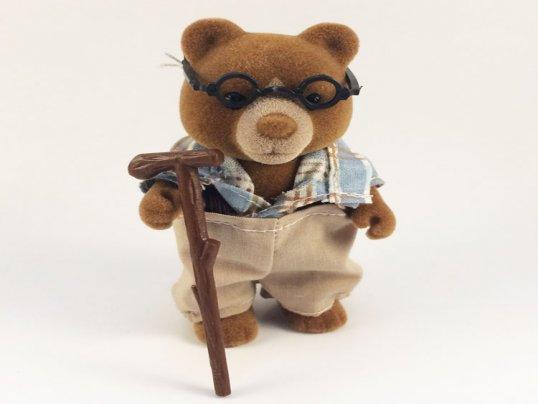 Marmalade Bear Grandpa (*)