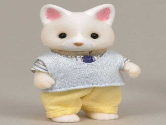 Golightly Silk Cat Father (*)