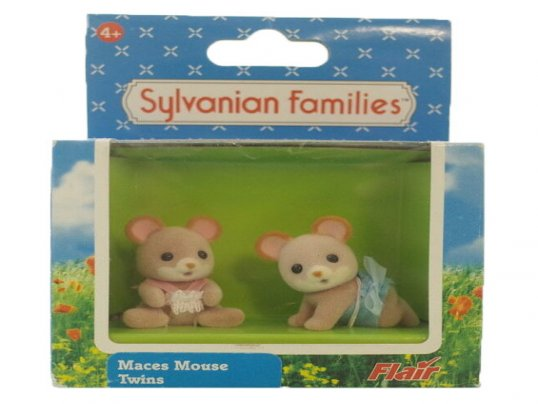 Maces Mouse Twins [4157]