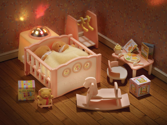 Sf Nightlight Nursery Online Sylvanian Families