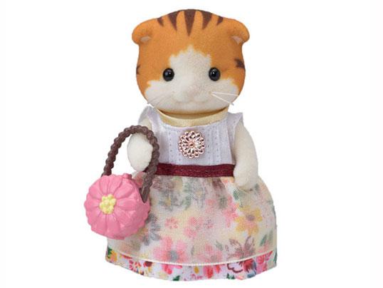 Town Girl - Maple Cat