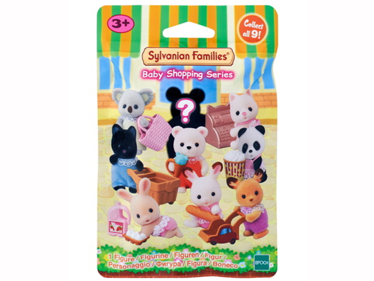 Baby Shopping Series Blind Bag