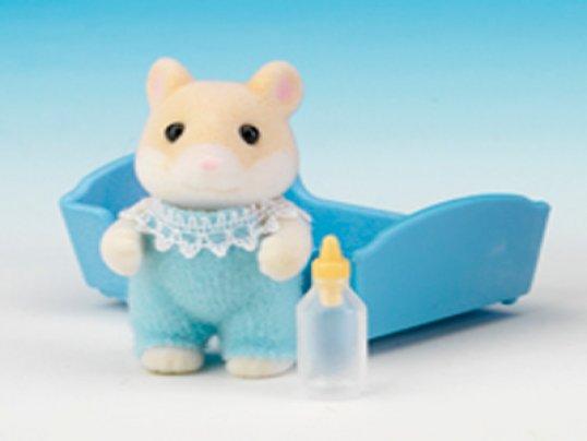 Hamilton Hamster Baby Boy (*)