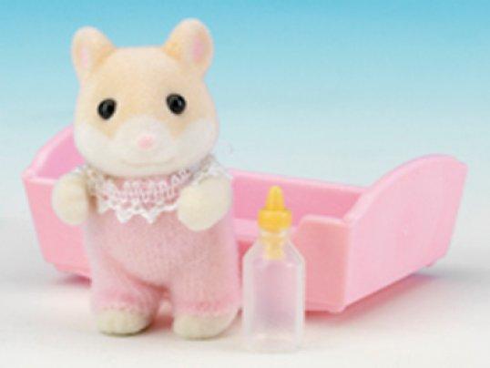 Hamilton Hamster Baby Girl (*)
