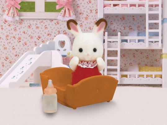 Chocolate Rabbit Baby [red]