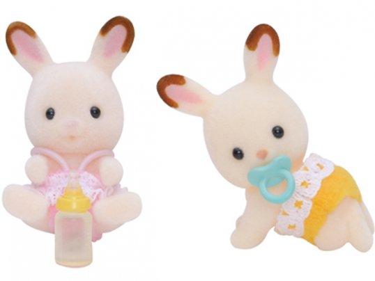 Chocolate Rabbit Twins [E] (*)