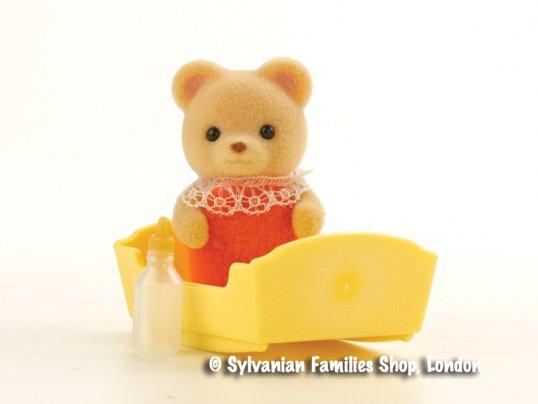Osborne Bear Baby [orange] (*)
