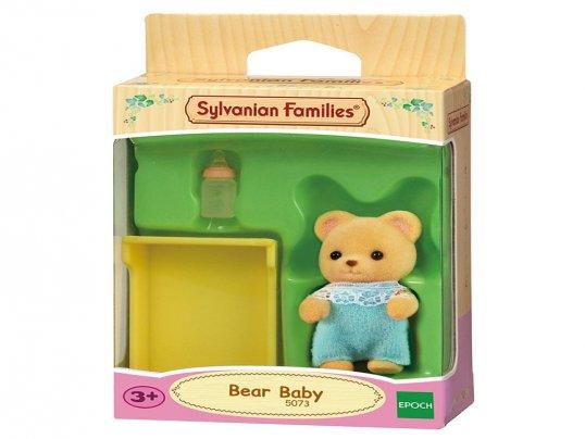 Osborne Bear Baby [blue]