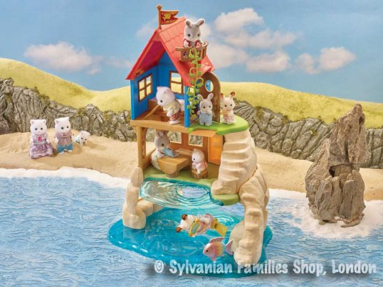 SECRET ISLAND PLAYHOUSE