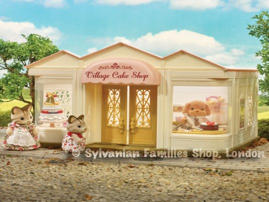 VILLAGE CAKE SHOP - save £5!
