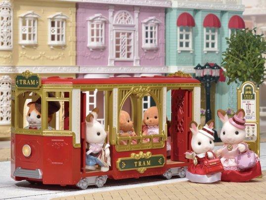 Ride Along Tram