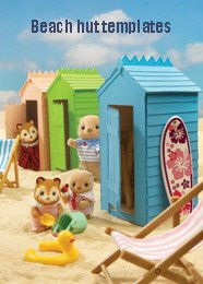 Beach Hut Templates