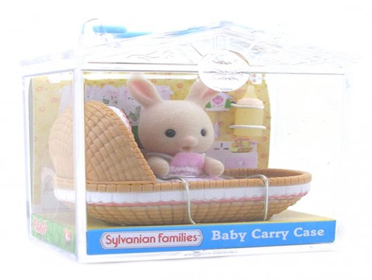 Carry Case-Hannah Periwinkle(*)