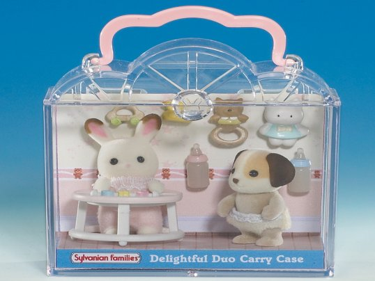 Duo Baby Carry Case-Walking (*)