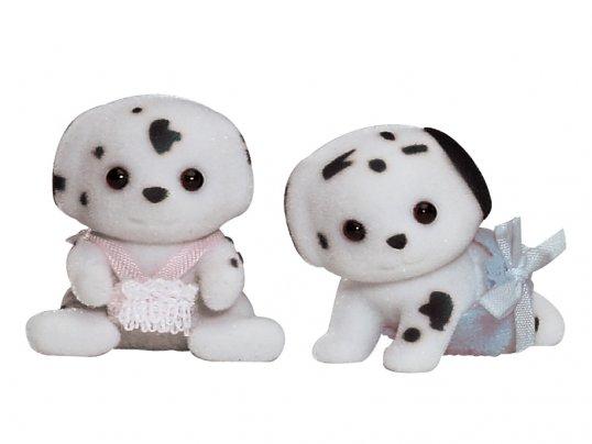 Kennelworth Dalmatian Twins