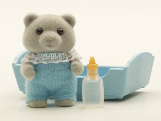Evergreen Bear Baby Boy (*)