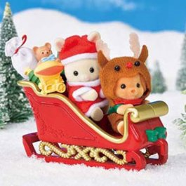 Baby Sleigh Ride Set