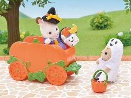 Baby Halloween Parade