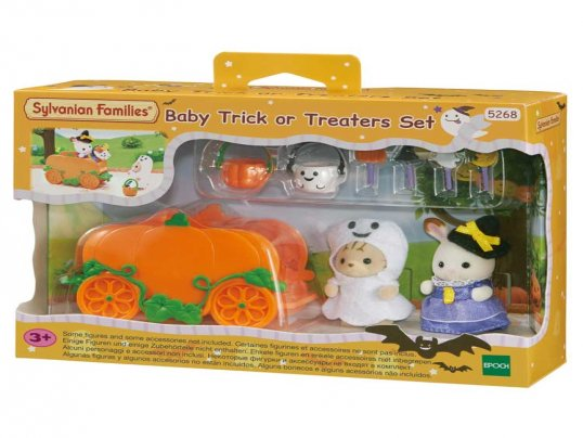 Baby Trick or Treaters Set