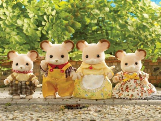 Fielding Field Mouse Family