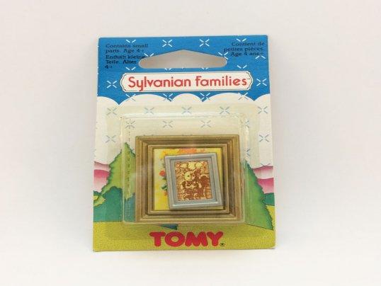 Tomy Pictures & Mirror Set (*)