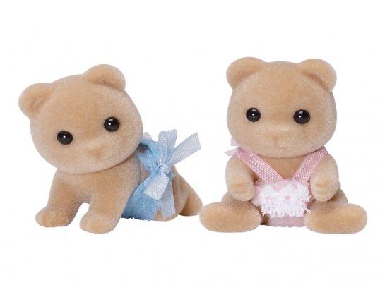 Honey Bear Twins (*)