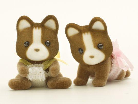 Huckleberry Hound Dog Twins