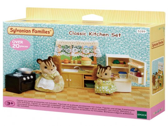 Classic Kitchen Set