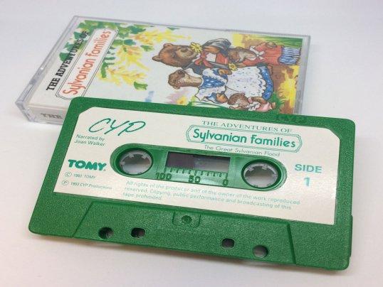 Story Cassette Tape (*)