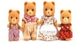 Porridge Bear Family