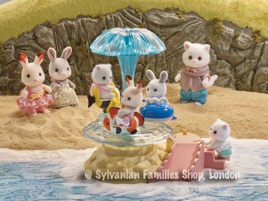 Seaside Merry-Go-Round
