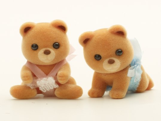 Porridge Bear Twins (*)