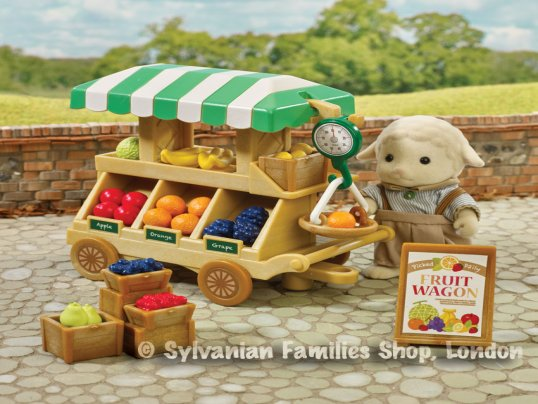 Fruit Wagon