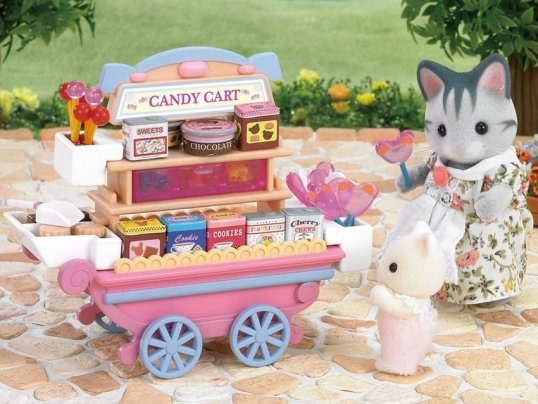 Candy Cart [Sweet Stall]