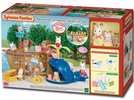 ADVENTURE TREASURE SHIP GiftSet