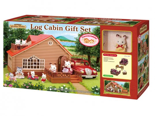 LOG CABIN Gift Set [B]