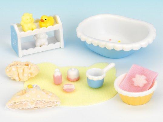 Baby Bath Set (*)