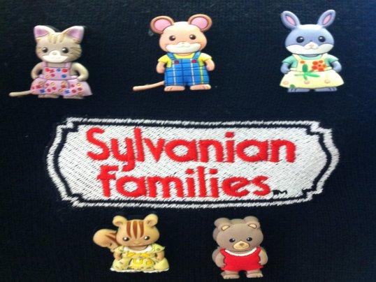 SF Pin Badges - Set of 5 (*)