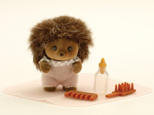 Bramble Hedgehog Baby Girl