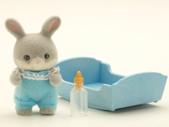 Cottontail Baby [blue] (*)