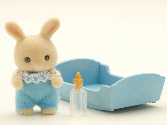 Periwinkle Rabbit Baby Boy